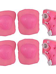 Roller Skates Anti - Skates Hood Children 's Skates Protective Gear Mine Protection 6 Sets Of Protective Gear