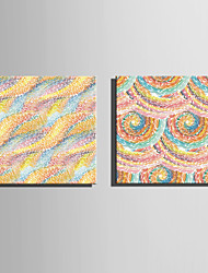 E-HOME Stretched Canvas Art Vortex Memory  Decoration Painting One Pcs