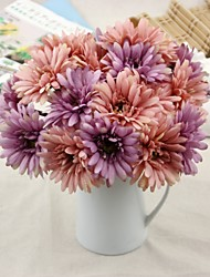11inch Large Size 14 Heads Silk Polyester Peonies Others Tabletop Flower Artificial Flowers