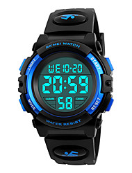 Skmei® Kid's Outdoor Sports Multifunction Digital Wrist Watch 50m Waterproof Assorted Colors