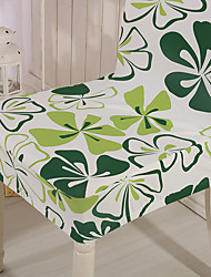 Flowers print Chair Cover Home Dining elastic Chair Covers multifunctional Spandex elastic cloth Universal Stretch