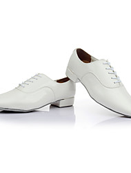 Herren Modern Kunstleder Sneakers Innen Maßgefertigter Absatz Weiß Unter 2,5 cm Maßfertigung
