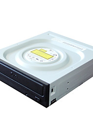 GH24 LG 24x SATA Interface Built-In DVD Burner Black Barrier Intelligent Playback Technology
