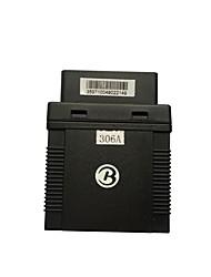OBDII Fault Detector GPS Locator TK306A Send APP Platform 1 Year Gps306a SOS Fence Mobile Vibration Alarm