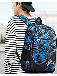 Homem Bolsas Todas as Estações Tecido Oxford Bolsa de Ombro com para Casual Azul