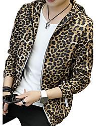 Veste Homme,Couleur Pleine Camouflage ModeAutre Quotidien Décontracté Vêtements de Plein Air Plein Air Décontracté / Quotidien Soirée