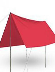 5-8 Pessoas Travesseiro Inflável Tenda Automática Barraca de acampamento Outros Material Acampar e Caminhar