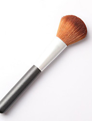 1pcs Powder Brush Nylon High Quality Wood Face