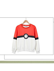 Women's Petite Sport Daily Casual Sweatshirt Solid Striped Holiday Round Neck strenchy 100%Cotton Cotton Blend Long Sleeve Spring Fall