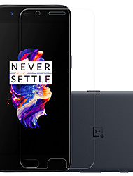 ASLING Screen Protector For OnePlus 5 Tempered Glass 9H Hardness 2.5D Curved Edge Ultra Thin 0.26mm