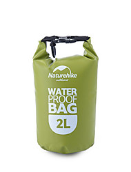 Naturehike 2 L Waterproof Dry Bag Swimming Beach Watersports Diving & Snorkeling Surfing/SUP Wateproof Portable Quick Dry Ultra Light (UL) Outdoor