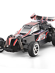 Carroça 1:24 Electrico Escovado Carro com CR 25 2.4G Pronto a usar 1 x manual 1x Carregador 1 carro RC x
