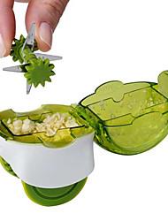 Garlic Scroll Chopper Mini Onion Ginger Crusher Roller Grinding Knife Peelers Stir Twist
