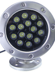 1PCS 15W RGB Underwater Light Dc12V Ip68