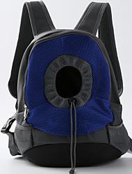 Chat Chien Sac de transport Sac à dos avant Dog Paquet Animaux de Compagnie TransporteurAjustable/Réglable Portable Diatonique double