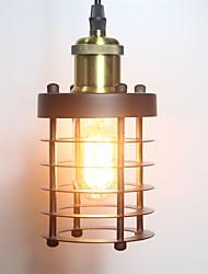Pendant Lighting Industrial Iron Pendant Lamp Retro Hanging Lights Art Decoration Cafe Bar Living Room