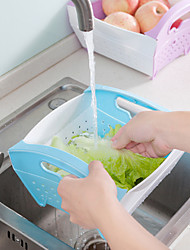 Kitchen Plastic Washing Storage Box