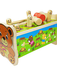 Stress Relievers Pretend Play Cartoon Design Wood Not Specified
