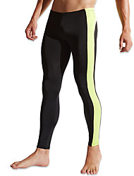Men's Running Tights Breathable Comfortable All Seasons Running/Jogging Exercise & Fitness Polyester Tight Sports Outdoor clothing