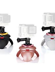 Treppiede Inclinazione testina Con righello Scratch Resistant Rotante con la Coppa stand Per Tutte le videocamere d'azioneAttività