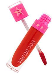 1PCS Velvet Velour Matte Waterproof Full-Coverage Long Lasting 24 Hours Not Rub Off liquid Lipstick Lip Gloss for All Skin Colors(15 Select Color)