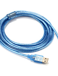 USB 2.0 Кабель, USB 2.0 to Mini USB Кабель Male - Male 3.0M (10Ft)