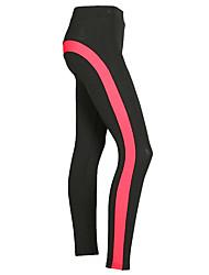 Mulheres Calças de Corrida Fitness, Corrida e Yoga Secagem Rápida Esportes Meia-calça paraCorrer Ioga Acampar e Caminhar Exercício e