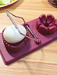 Japanese-style Multi-functional Egg Preserved Egg Slicer