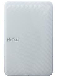 Netac white 2tb usb3.0 chiffrer le disque dur mobile 2,5 pouces