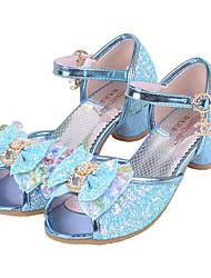 Mädchen Flache Schuhe Komfort Schuhe für das Blumenmädchen Paillette Sommer Herbst Normal Kleid Komfort Schuhe für das Blumenmädchen