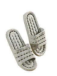 Herrenschuhe pvc Casual Pantoffeln&Flip-Flops Casual Wasser Schuhe flache Ferse Aushöhlung grau 44-45