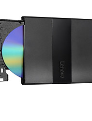 DB75-Plus Lenovo 8x USB2.0 External Optical Drive DVD Burner Mobile Drive 0.7M