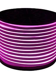 36W Faixas de Luzes LED Flexíveis 3350-3450 lm AC110 AC220 V 5 m 600 leds Roxo