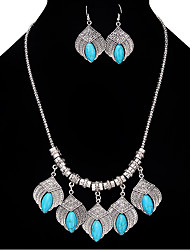 Drop Earrings Pendant Necklaces Women's Girls Euramerican Bohemian Fashion Movie Jewelry Party Dailywear Movie Jewelry Gift
