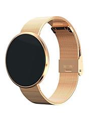 Women's Men's Fashion Watch Digital Stainless Steel Band Silver Gold