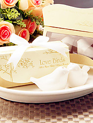 Bird Design Salt and Pepper Shakers Wedding Gifts 10.5 x 4.5 x 3.5cm/box Beter Gifts® Wedding Favours