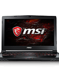 Msi gaming laptop 14 Zoll intel i7-7700hq 8gb ddr4 1tb hdd 128gb ssd windows10 gtx1060 6gb gs43vr 7re-045cn