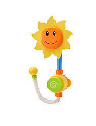 Bath Toy Sun Plastics