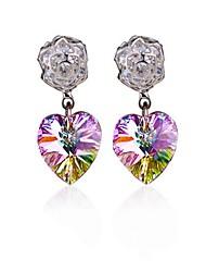 Women's Stud Earrings Jewelry Unique Design Alloy Jewelry For Dailywear Thank You Valentine Dress