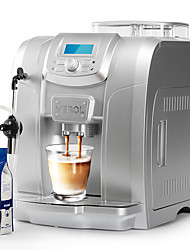 Coffee Machine Pump Pressure Semi-automatic Grinder Health Care Upright Design Reservation Function 220V