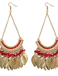 Women's Drop EarringsBasic Unique Design Dangling Style Tassel Rhinestones Geometric Friendship Multi-ways Wear Cute Style Euramerican