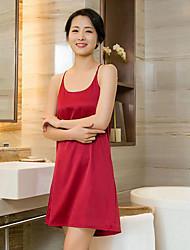 Women's Garters & Suspenders Nightwear,Sexy Solid-Medium