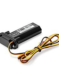 Rastreador de gps tipo micro carro elétrico motocicleta gps localizador carro veículo rastreador alarme de alarme do carro