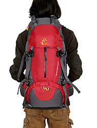 Unisex Sport & Freizeit Tasche Oxford Tuch Ganzjährig Camping & Wandern Rund Reißverschluss Orange Dunkelblau Amethyst Rot Grün 40-50