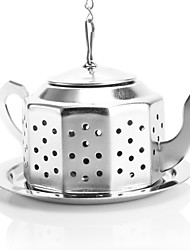 Tea Pot Stainless Steel Tea Infuser