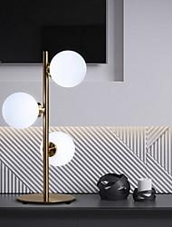 Nordic Modern Simple Three Round Ball Led Eye Decoration Lamp