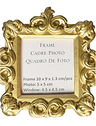Royal Gold Baroque Resin Place Card Photo Holder Beter Gifts® DIY Party Decoration