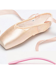 performance Dance Shoes satin upper High Box Ballet Pointe Shoes/High grade paper Customizable