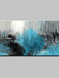 Large Size Hand-Painted Canvas Oil Paintings Modern Abstract Wall Picture For Home Decoration No Frame