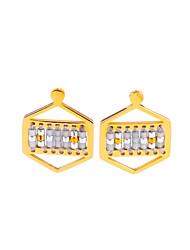 Women's Drop Earrings Jewelry Unique Design Bohemian Euramerican Movie Jewelry Hypoallergenic HandmadeStainless Steel Gold Plated